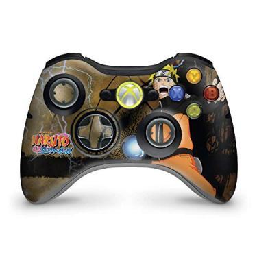 Skin Adesivo Para Xbox 360 Controle - Naruto