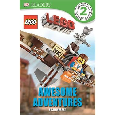 DK Readers L2: The Lego Movie: Awesome Adventures