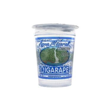 Água Mineral Igarapé Copo 200ml