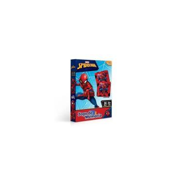 Imagem de Jogo da Memória Homem Aranha - Toyster