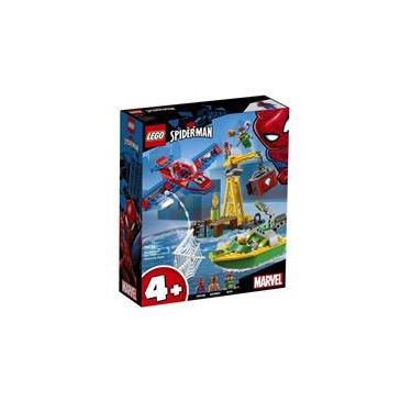 Lego Marvel Super Heroes - Homem-Aranha contra Doutor Octopus