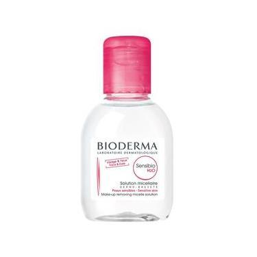 Sensibio H2O Solu????o Micellare Demaquilante Bioderma - Demaquilante - 100ml