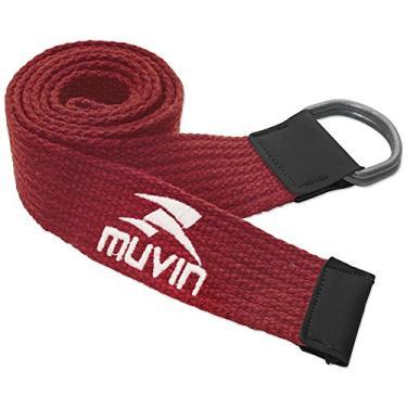 Cinto Skate Wear Street Muvin Csk-100 - Vermelho - M