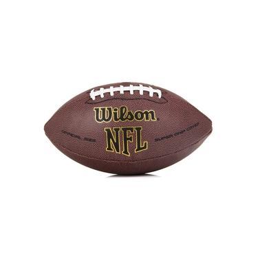 Bola de Futebol Americano Wilson NFL Super Grip