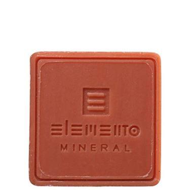 Sabonete Vegetal em Barra de Argila Vermelha 100g - Elemento Mineral