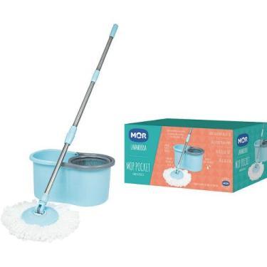 Mop Giratório Mor Pocket Limp 8294
