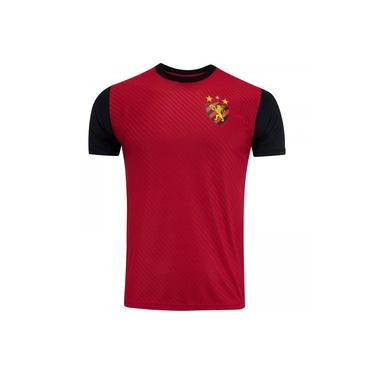 Camiseta do Sport Recife Jacquard - Masculina