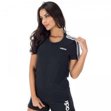 Camiseta adidas Essentials 3S Slim - Feminina adidas Feminino