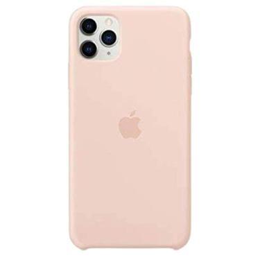 Capa Case Silicone Emborrachada Para Iphone 11 (Lilas, Iphone 11 Pro Max)