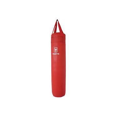 1638204f5 Saco de Pancada Amador 120cm - Vermelho - Poli Sports