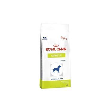 Ração Royal Canin Canine Veterinary Diet Diabetic para Cães Adultos com Diabetes - 1,5 Kg