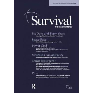 Survival 49.3: Survival 49.3 Autumn 2007