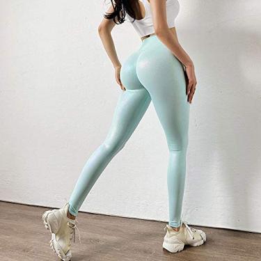 Imagem de amuzer TikTok Leggings Pants Sportwear Respirável Fitness Pants Yoga Pants S-XL, Sport Pants Yoga Running Feminino Calça Running Para Treino