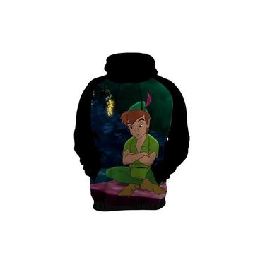Blusa Moletom Personalizado Peter Pan Terra Do Nunca Filme5