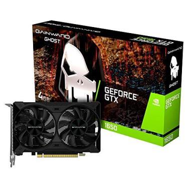 Imagem de Placa de Vídeo NVIDIA GeForce GTX 1650 D6 Ghost 4GB GDDR6 PCI-E 3.0 NE6165001BG1-1175D Gainward