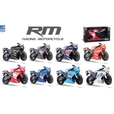 Imagem de Moto Racing Motorcycle Roma 34.5 cm