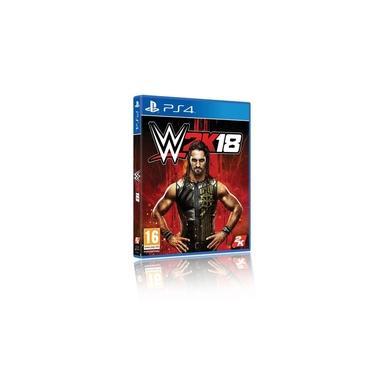 Jogo Game WWE 2K18 PS4 - Sony