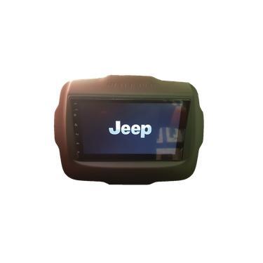 Central Multimidia Android Jeep Renegade + Camera de ré p/ Renegade PCD