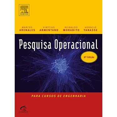 Pesquisa Operacional - Capa Comum - 9788535271614