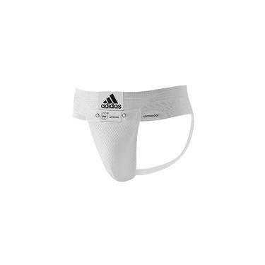 Coquilha Protetor Genital Adidas Branco WKF Approved