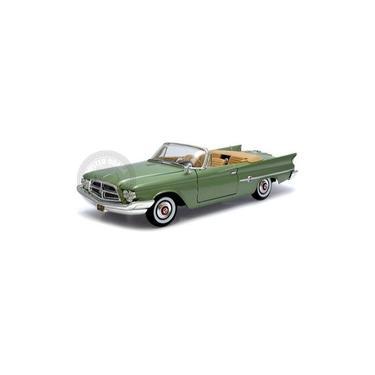 Imagem de Miniatura Chrysler 300f Conversível 1960 Verde Yatming 1/18
