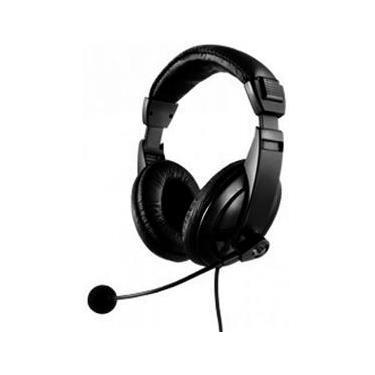 Fone De Ouvido Headset Giant Com Microfone Pc/Notebook Ph049