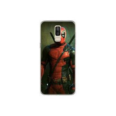 Capa para Galaxy J8 - Deadpool 6