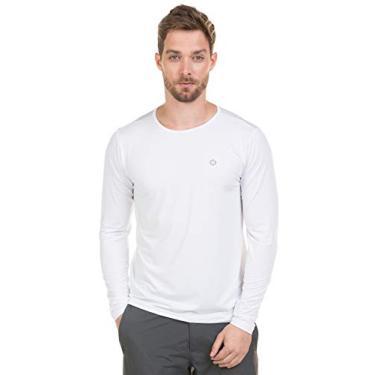 Camisa UV Masculina com Proteção Solar Manga Longa Extreme UV New Dry