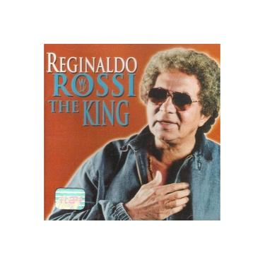 Reginaldo Rossi The King - CD MPB