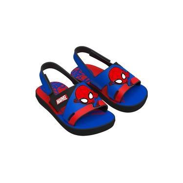 Sandália Infantil Baby Homem Aranha Modern Marvel