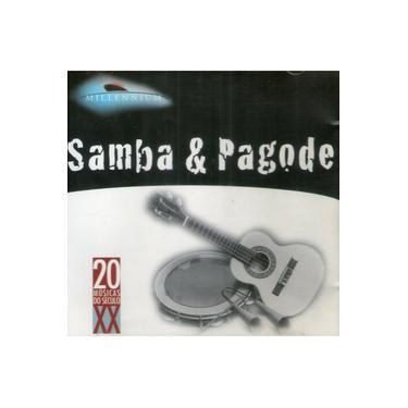 Imagem de Cd Samba E Pagode