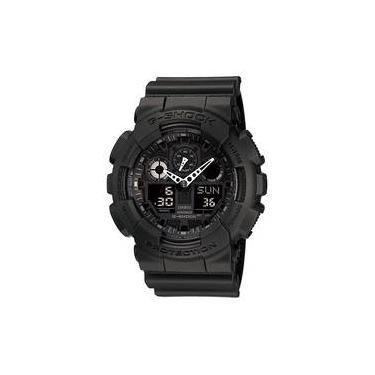 26568c4a3fc Relógio Masculino Casio G-Shock Ga-100-1a1dr