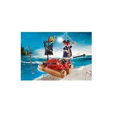 Imagem de Brinquedo Playmobil Pirates Maleta Pirata da Sunny 1686