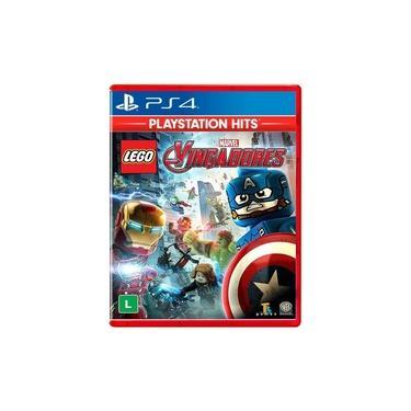 Game Lego Marvel Vingadores (Versão em Português) - PS4