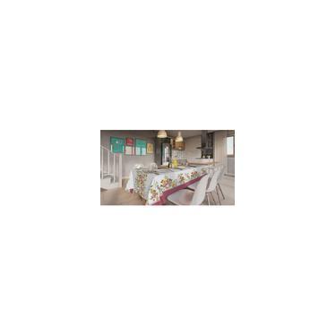 Imagem de Toalha de mesa teka basic 140 X 250 cm retangular 8 lugares