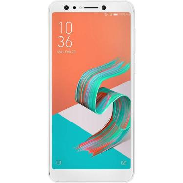 Imagem de Usado: Asus Zenfone 5 Selfie Pro 2018 4GB 64GB Branco Excelente - Trocafone