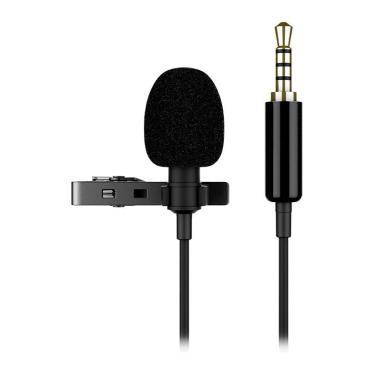 Microfone de Lapela Mancer para Celular, MLP-001