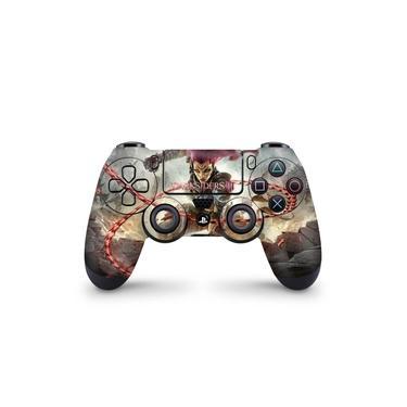 Skin Adesivo para PS4 Controle - Darksiders 3