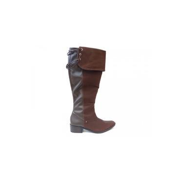 Bota Montaria Over Knee 136804 Cravo E Canela (05)
