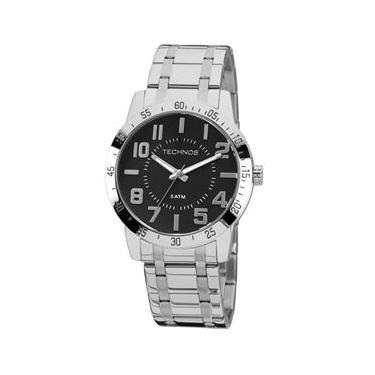ec7fe5c36d4 Relógio de Pulso Masculino Technos Analógico Pontofrio -