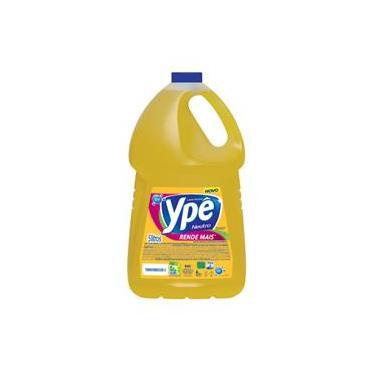 Detergente Líquido YPÊ Clear Galão com 5 Litros