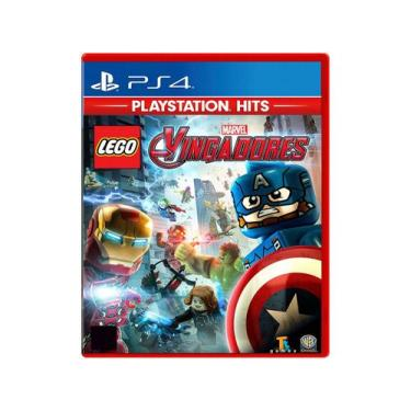 Lego Marvel Vingadores para PS4 TT Games - Playstation Hits
