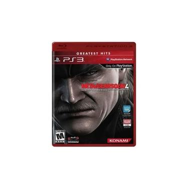 Metal Gear Solid 4: Guns Of The Patriots - Greatest Hits - PS 3