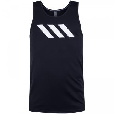 Camiseta Regata adidas SPT 3S Tank - Masculina adidas Masculino