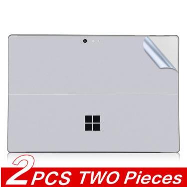 Película protetora para notebook microsoft surface pro 7, película protetora de pvc macia para