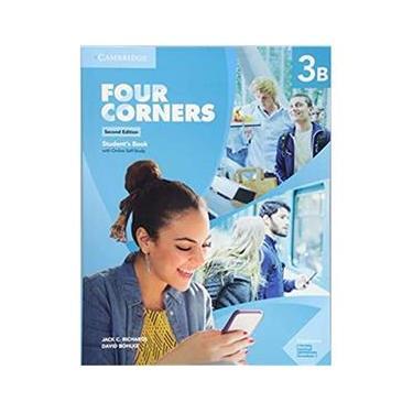 Imagem de Four Corners 3 Student Book B W/online Self Study - 02 Ed