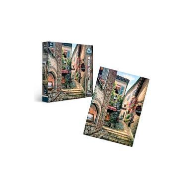 Imagem de Puzzle Quebra-cabeça 1000 Peças - Vielas Francesas Toyster
