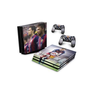 Skin Adesivo para PS4 Pro - Fifa 16