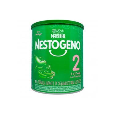 Imagem de Nestogeno 2 Fórmula Infantil Nestlé Lata 800g