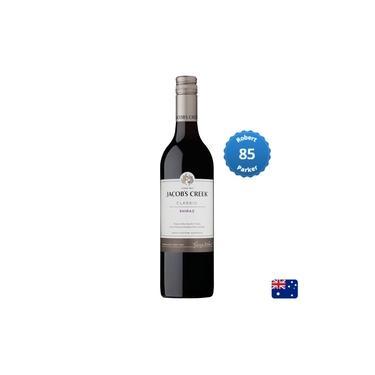 Vinho Australiano Jacob's Creek Shiraz Tinto 750ml